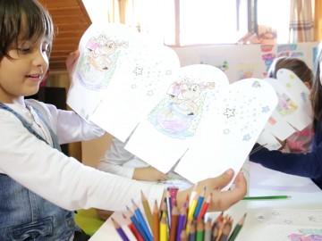 Kindergarten creativity Video